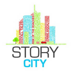 STORY CITY LOGO HIGH RES BG